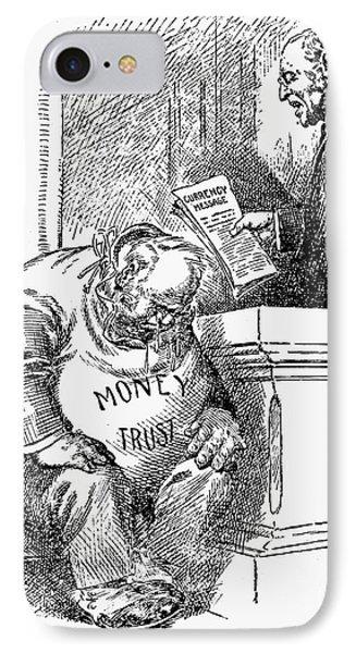 Wilson Cartoon, 1913 Phone Case by Granger