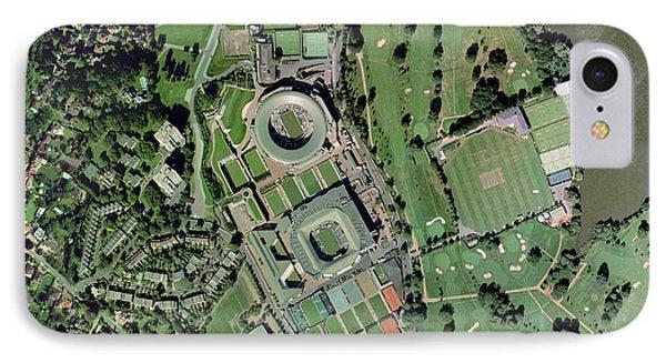 Wimbledon Tennis Complex, Uk IPhone Case