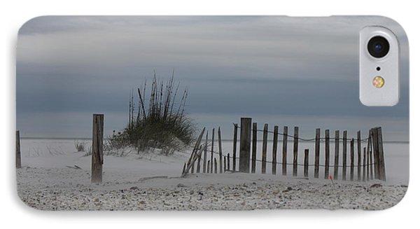 Wind Blown IPhone Case by Deborah Hughes