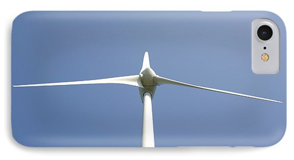 Wind Turbine Phone Case by Jaak Nilson