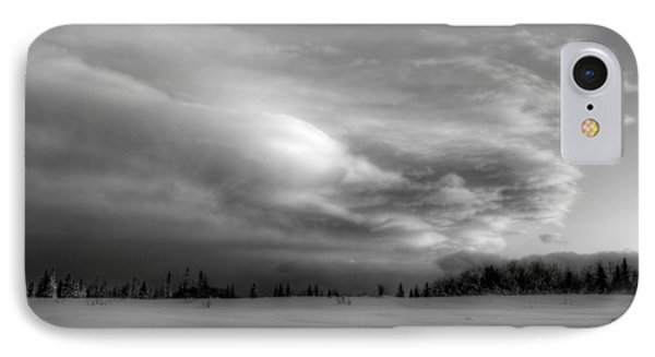 Windblown Cloud IPhone Case by Michele Cornelius