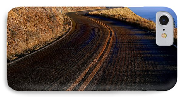 Winding Road IPhone Case by Garry Gay