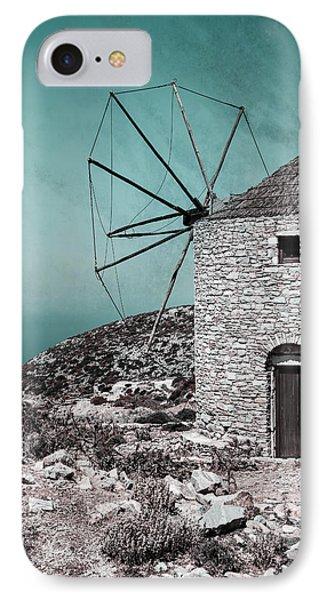 Windmill Phone Case by Joana Kruse