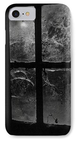 Window At Castle Frankenstein IPhone Case by Simon Marsden
