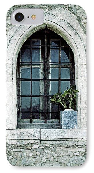 Window Of A Chapel Phone Case by Joana Kruse