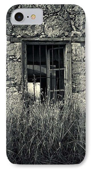 Window Of Memories Phone Case by Stelios Kleanthous