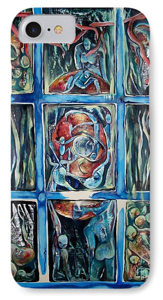 Window Of Opportunity Phone Case by Carol Rashawnna Williams