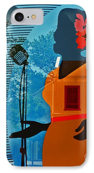 IPhone Case featuring the photograph Window To My Soul by Barbara McMahon