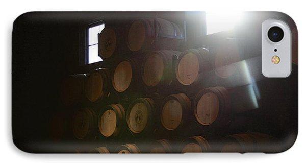 Wine Barrels Phone Case by Viktor Savchenko