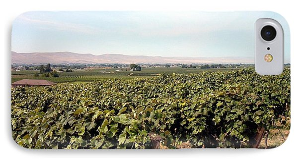 Wine Country Phone Case by Charles Robinson