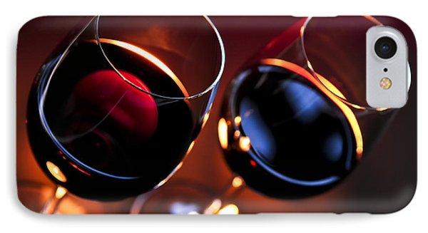 Wineglasses Phone Case by Elena Elisseeva