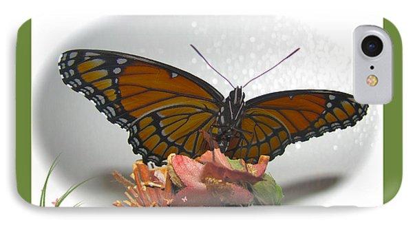 Wings Of Beauty Phone Case by Debra     Vatalaro
