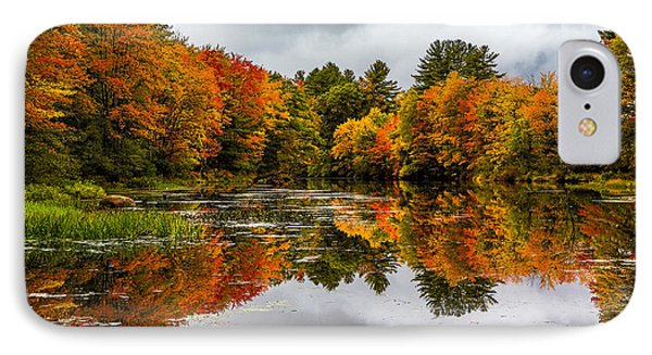 Winnipesaukee River IPhone Case by Robert Clifford