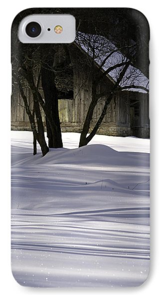 Winter Barn Phone Case by Rob Travis