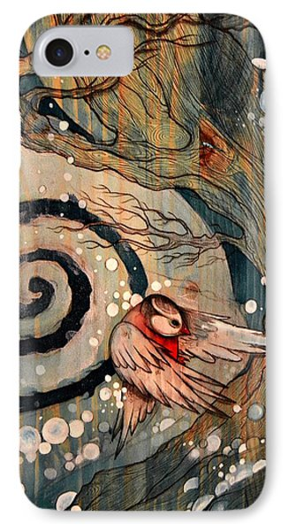 Winter Becoming Phone Case by Sandro Ramani