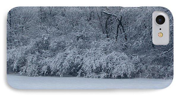 Winter Delight IPhone Case by Cedric Hampton