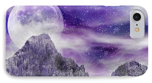 Winter Dreamscape Phone Case by Anthony Citro
