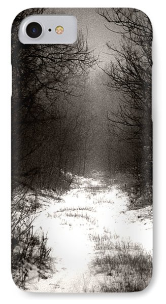 Winter IIi Phone Case by Mimulux patricia no No