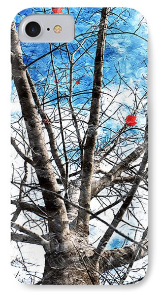 Winter Is Near Phone Case by Andee Design