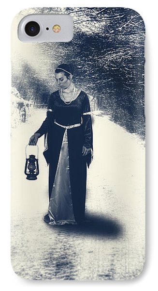 Winter Phone Case by Joana Kruse