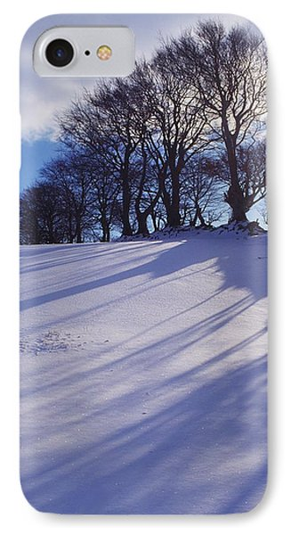 Winter Landscape Phone Case by The Irish Image Collection