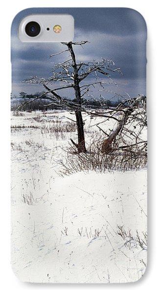 Winter Shenandoah National Park Phone Case by Thomas R Fletcher