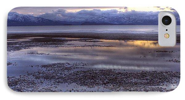 Winter Sunset IPhone Case by Michele Cornelius