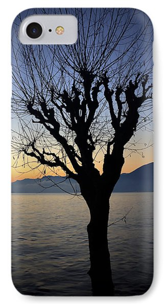 Winter Tree Phone Case by Joana Kruse