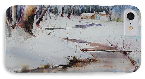 Winter Wonders Phone Case by P Anthony Visco