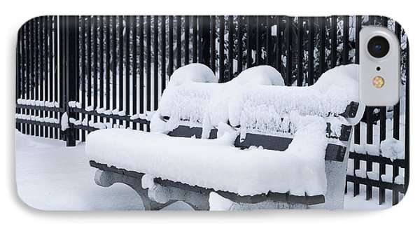 Winter's Quiescence Phone Case by Dale Kincaid