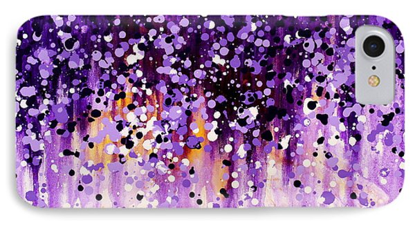 Wisteria IPhone Case by Kume Bryant