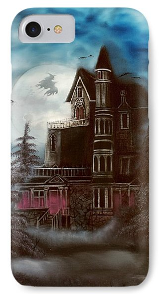 Witches Hollow 2011 Phone Case by Shawna Burkhart