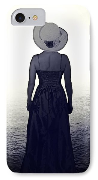 Woman At The Shore Phone Case by Joana Kruse