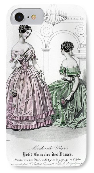 Womens Fashion, 1843 Phone Case by Granger