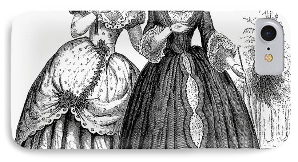 Womens Fashion, 1851 Phone Case by Granger