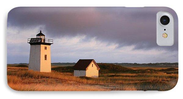 Wood End Lighthouse Landscape Phone Case by Roupen  Baker