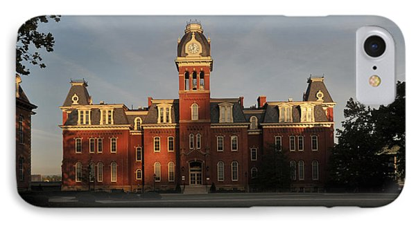 Woodburn In The Morning Phone Case by Dan Friend