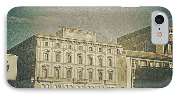 #woodcamera #florence #iphoneography Phone Case by Andrea Bigiarini