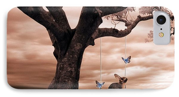 Woodland Swing IPhone Case by Sharon Lisa Clarke