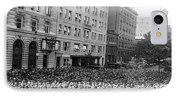 World Series, 1925 Phone Case by Granger
