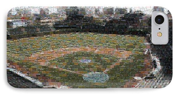 Wrigley Mosaic IPhone Case