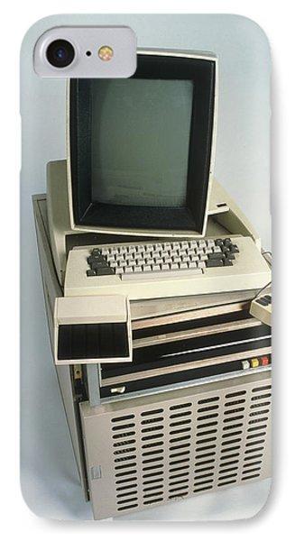 Xerox Alto Computer IPhone Case