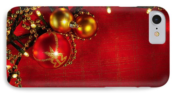 Xmas Frame Phone Case by Carlos Caetano