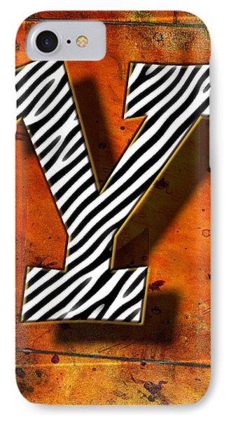 Y Phone Case by Mauro Celotti