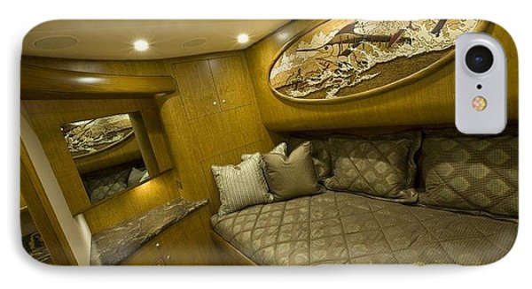 Yacht Woodwork IPhone Case