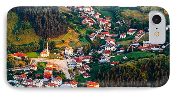 Yagodina Village Phone Case by Evgeni Dinev