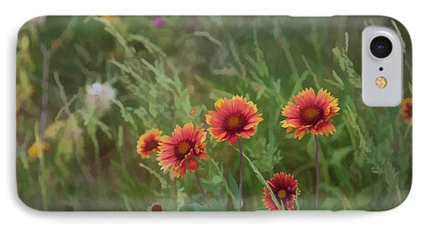 IPhone Case featuring the photograph Yawn...more Flowers by John Crothers