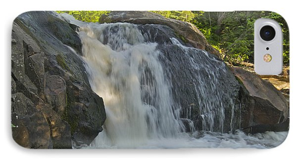 Yellow Dog Falls 4192 Phone Case by Michael Peychich