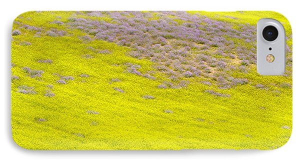Yellow Fields Phone Case by Guido Montanes Castillo