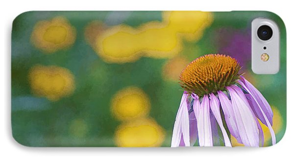 IPhone Case featuring the photograph Yet Another Flower by John Crothers